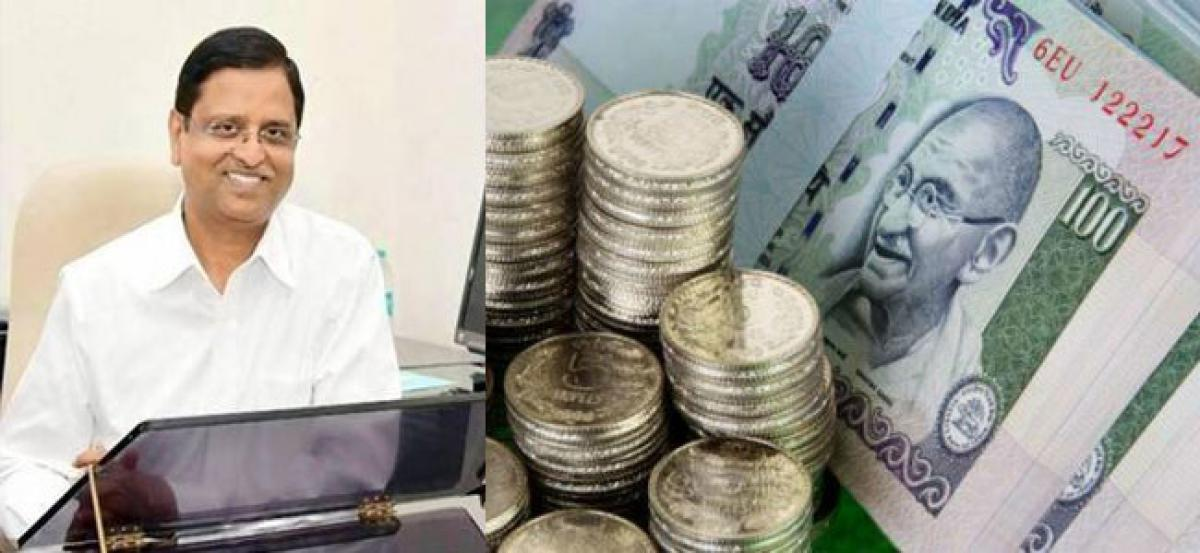 Government lowers additional borrowings to Rs 20,000 crore this fiscal