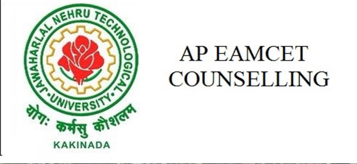 EAMCET and APICET counselling from August 8