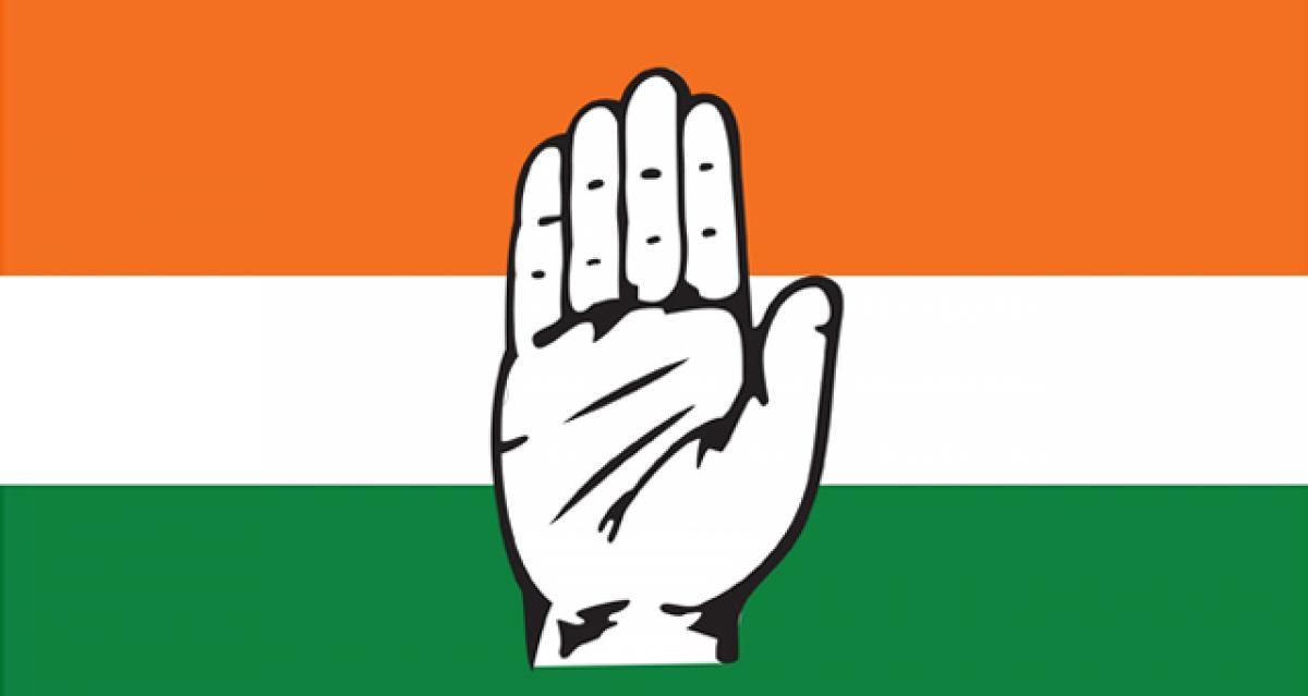 Congress demands restoration of Backward Regions Grant Fund for Seema