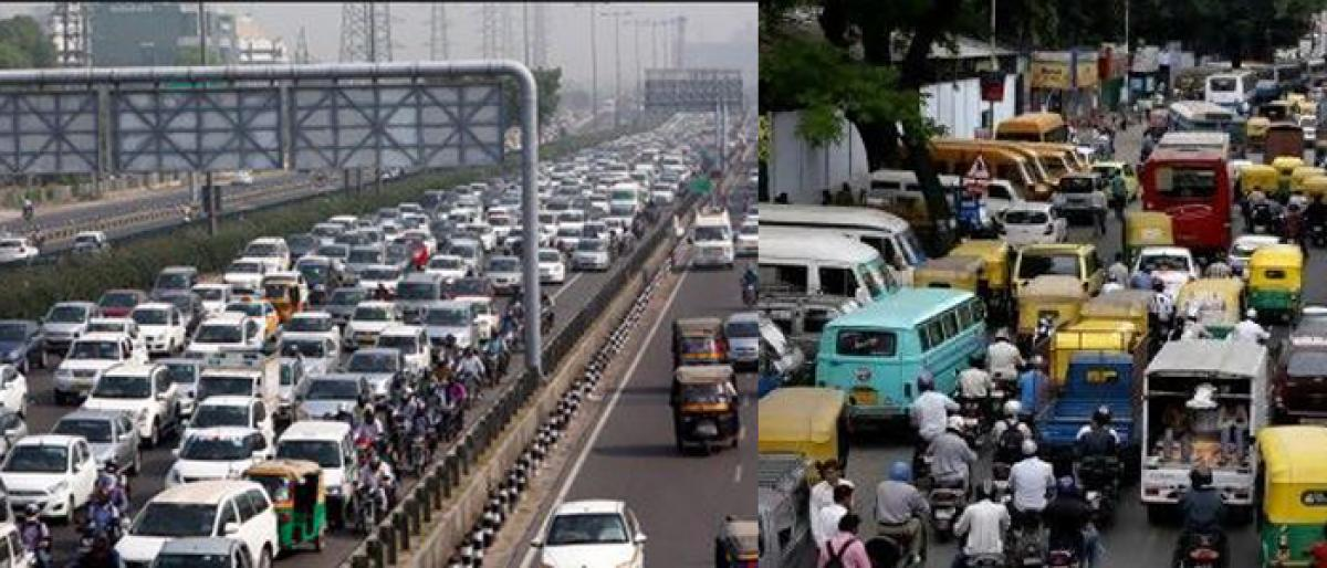 Study states Bangalore to be most-congested city in the country.