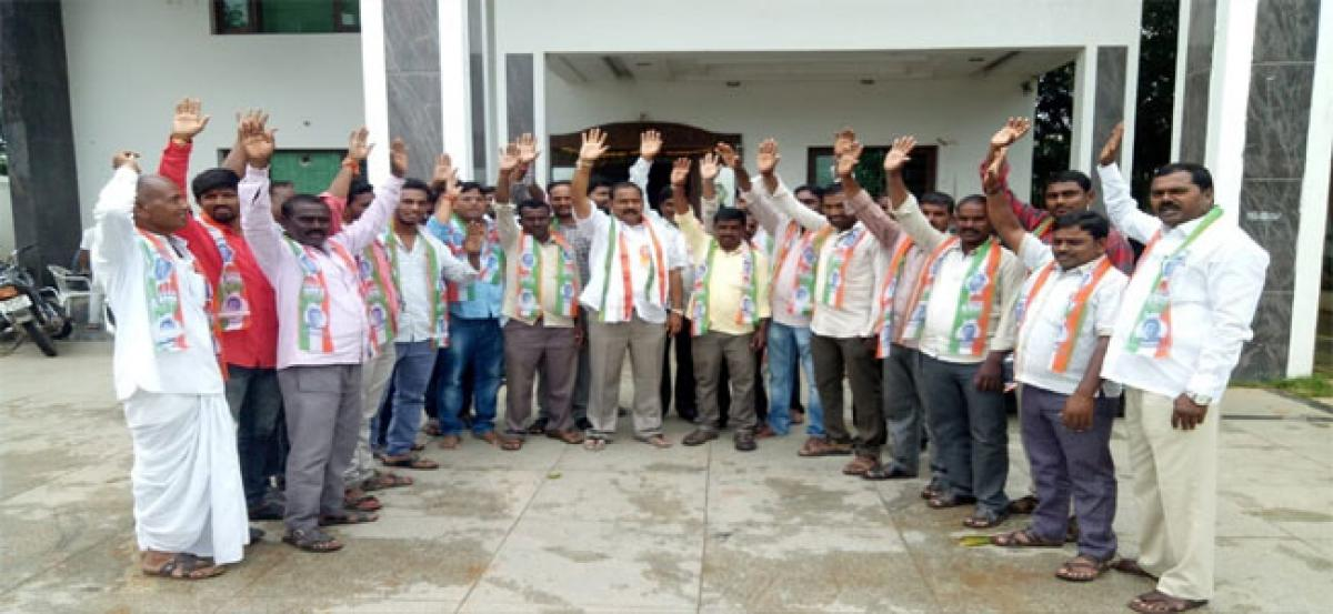 Ex-MLA T Rammohan Reddy exudes confidence on Congress victory