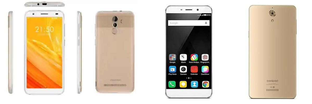 Coolpad launches 3 new smartphones in India