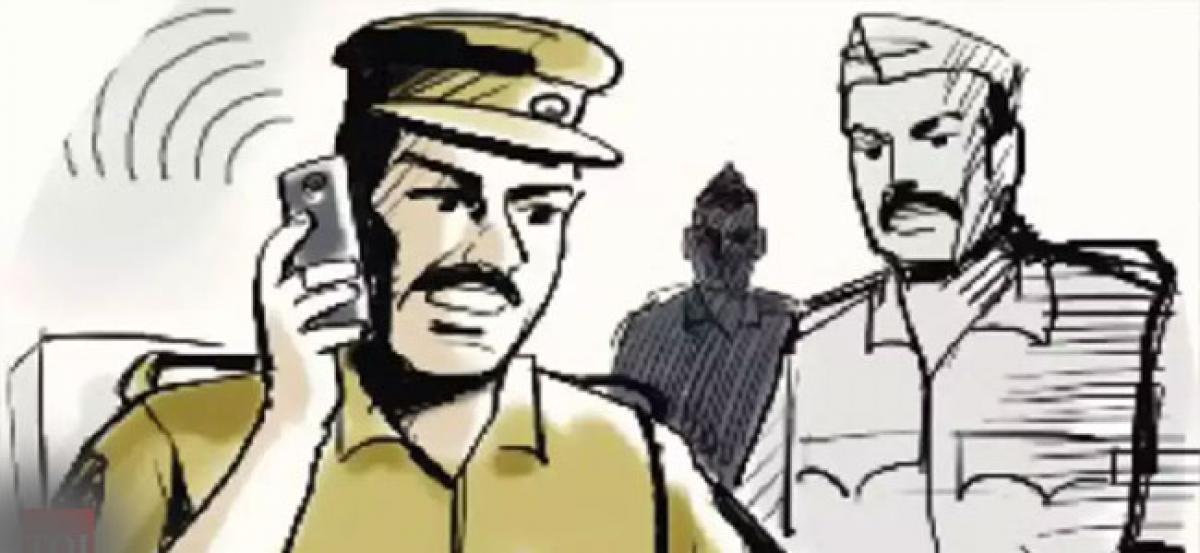 Delhi Gang gives sleepless nights to Hyderabad cops