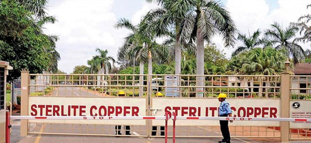 NGOs planned closure of Tuticorin copper smelter, says CEO