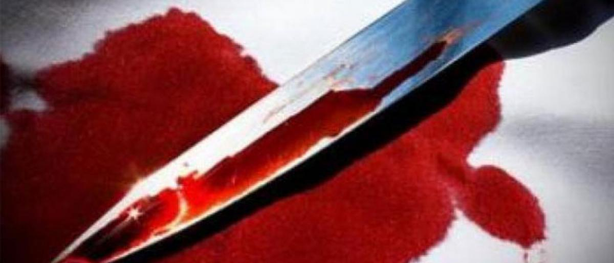 Retired police officials stabs wife to death in Hyderabad