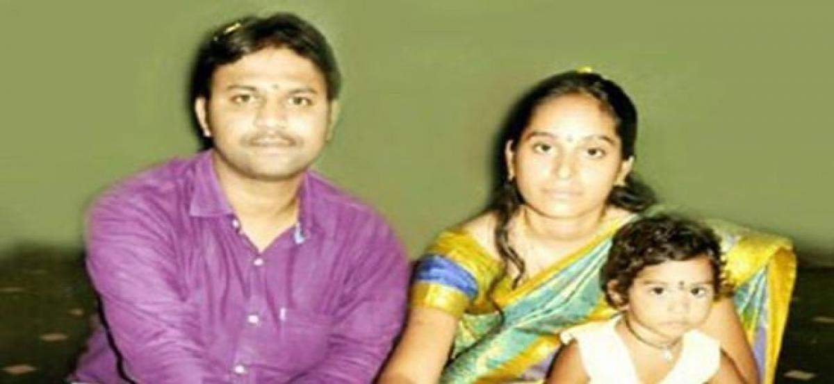 Couple commits suicide in Hyderabad