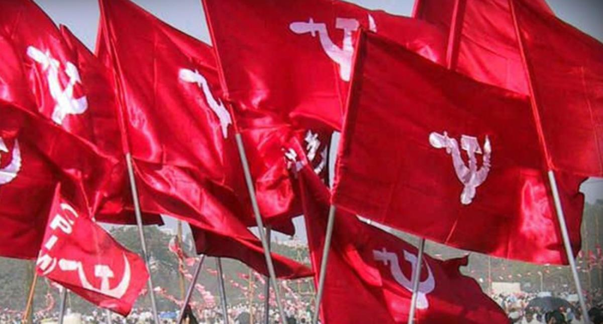 TRS draws plan to storm CPM fort in Kothagudem