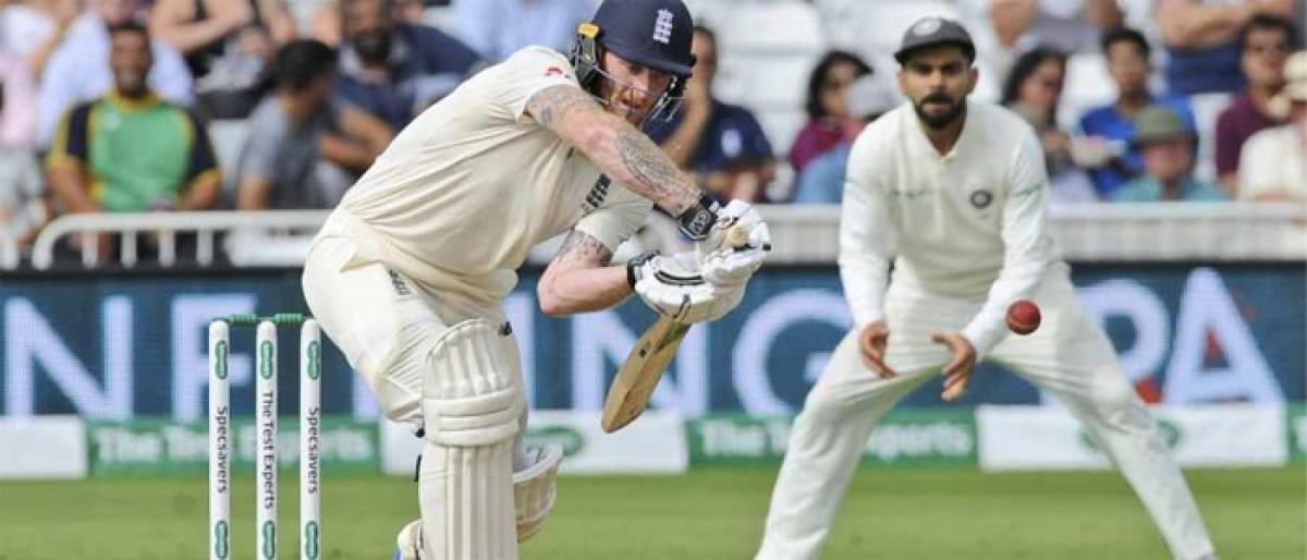 2nd Test: India 173/4 at Tea vs West Indies