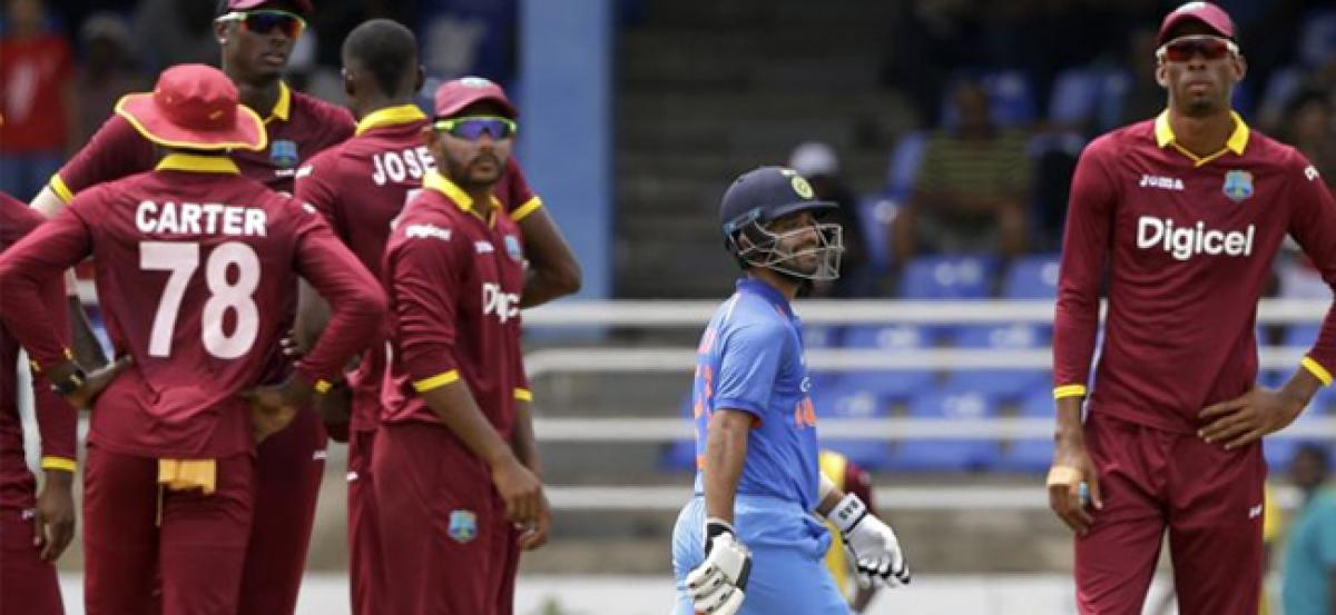 West Indies to field against India in 3rd ODI