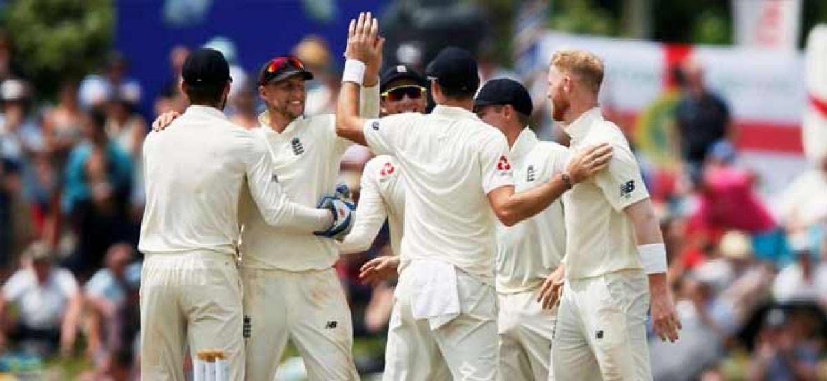 Sri Lanka vs England 1st Test: Visiting spinners, Ben Stokes dent Sri Lankan top-order on Day 4
