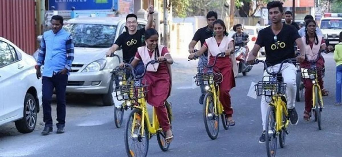 ofo Signals City-level Launches across India, Starting with Coimbatore