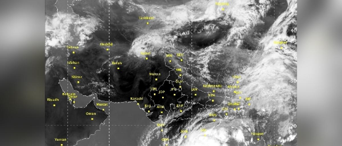 Cyclone Alert to Andhra Pradesh