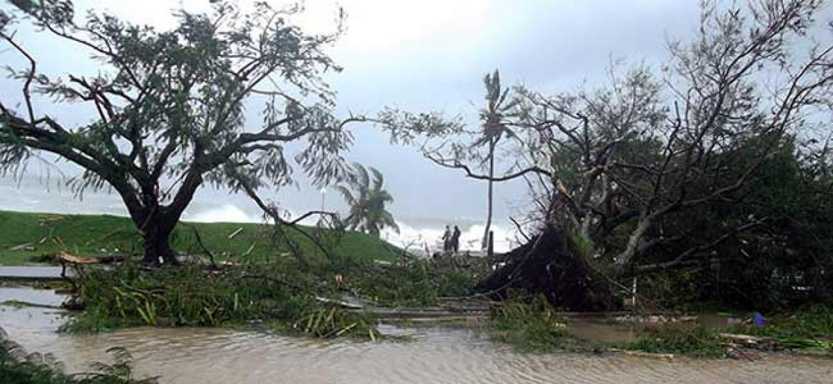 Prepare cyclone victims' lists accurately