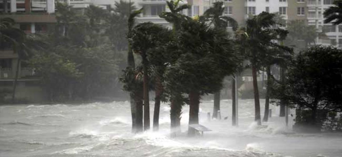 Cyclonic Storm in Arabian Sea to Bring Rain in Tamil Nadu, Kerala Today