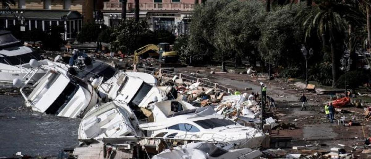 17 dead, 14 million tress uprooted in Italys apocalyptic storm
