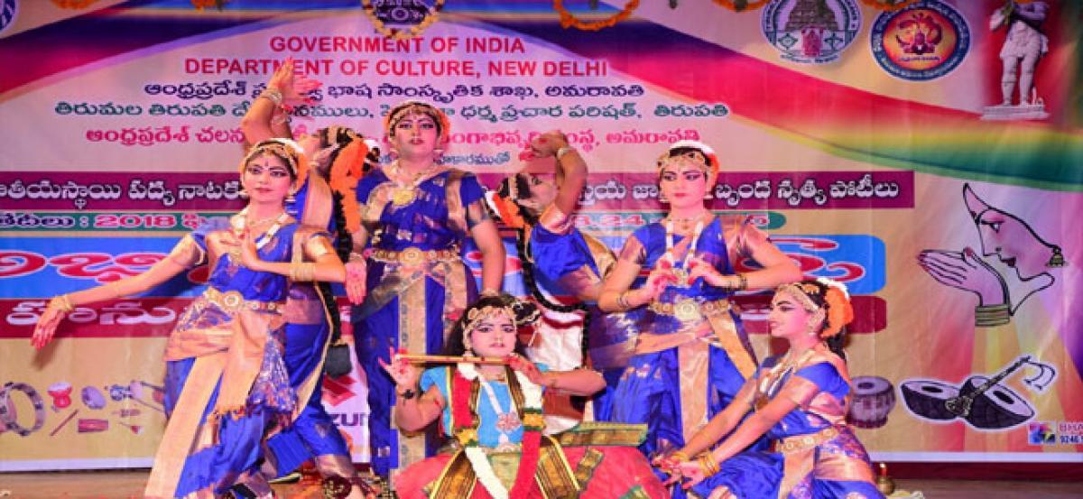 Dance & drama fest by Abhinaya enthralls audience