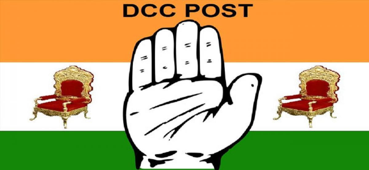 Lobbying for Khammam DCC post intensifies