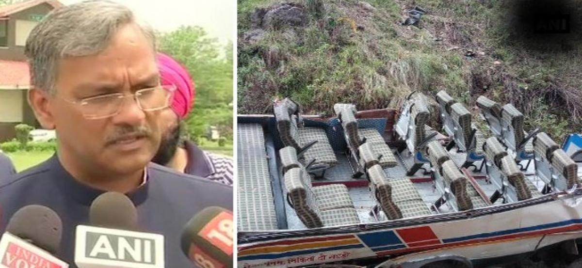 Uttarakhand bus accident: Death toll rises to 47