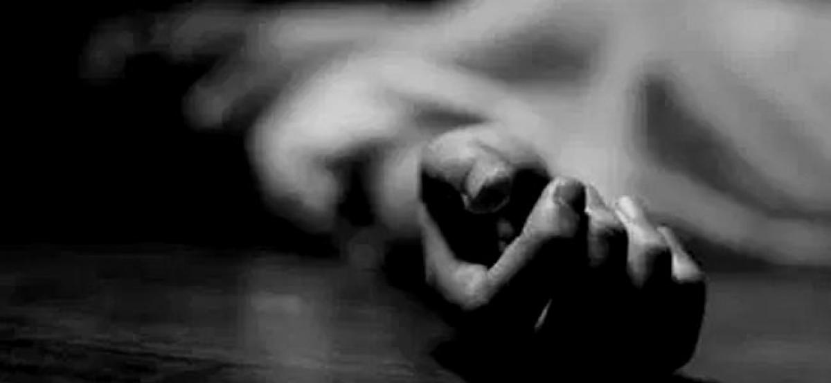 Depressed over failing an exam, UoH student jumps to death in Hyderabad