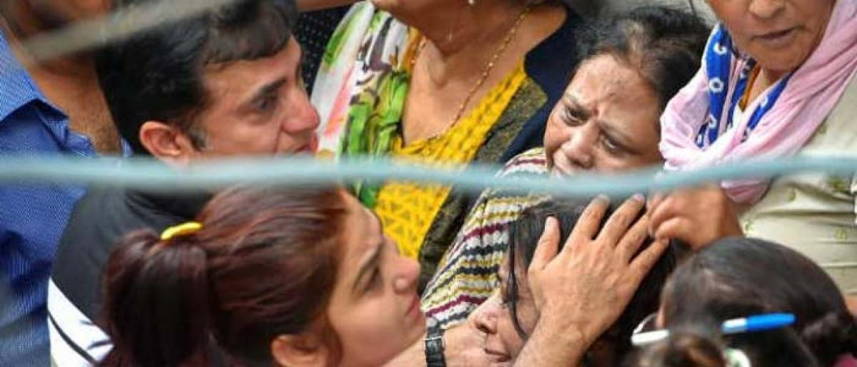 In Delhi family deaths, diary notes help police uncover chilling details