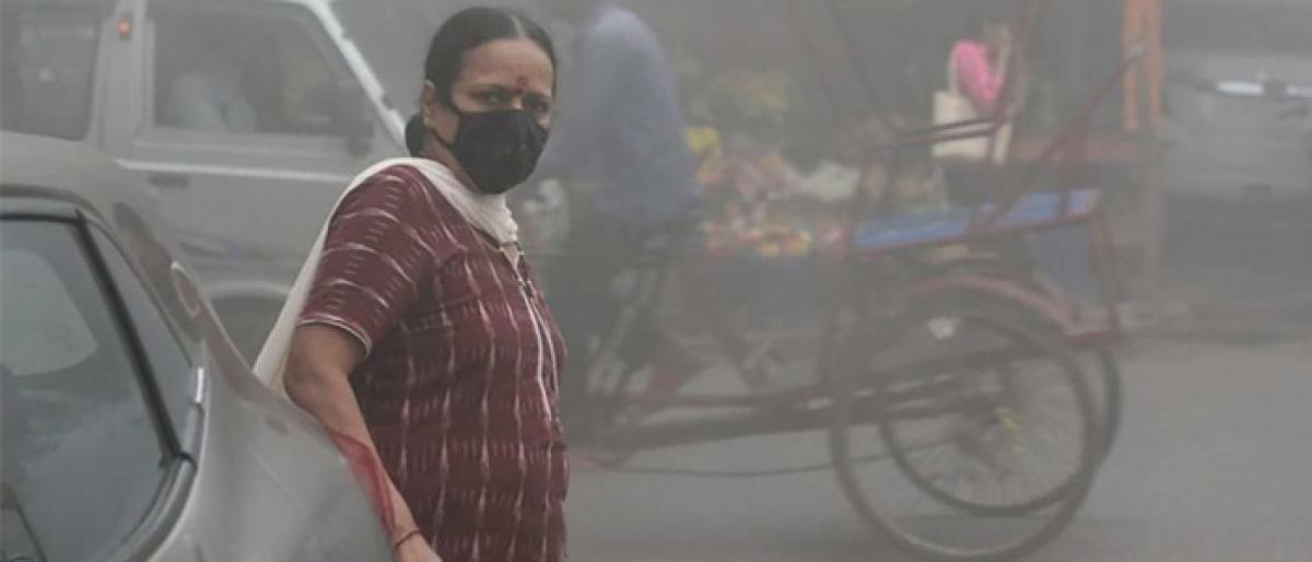 Delhi air pollution led to 15,000 premature deaths in 2016: Study