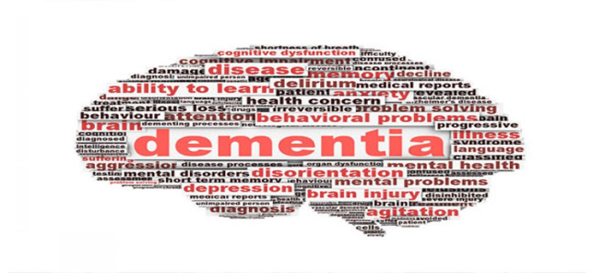 Sedentary lifestyle cause for dementia in youth