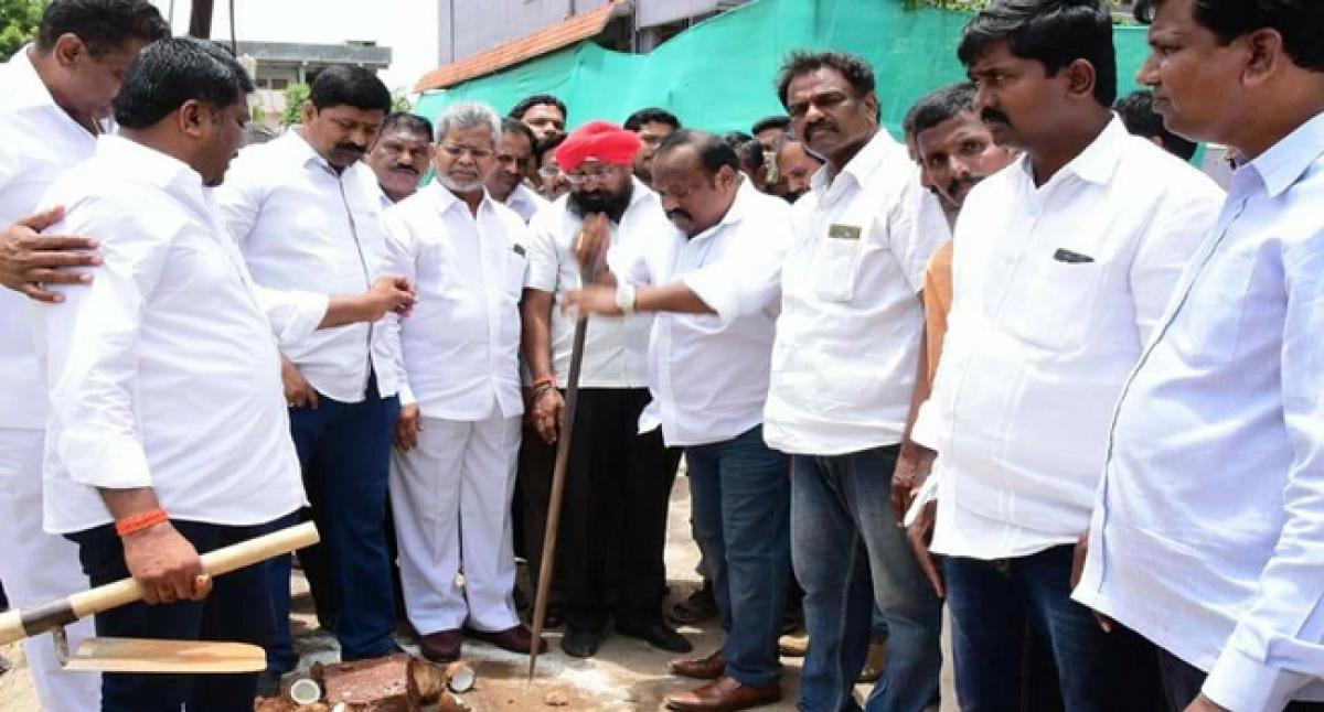 People must participate in developmental activities: MLA Gangula Kamalakar