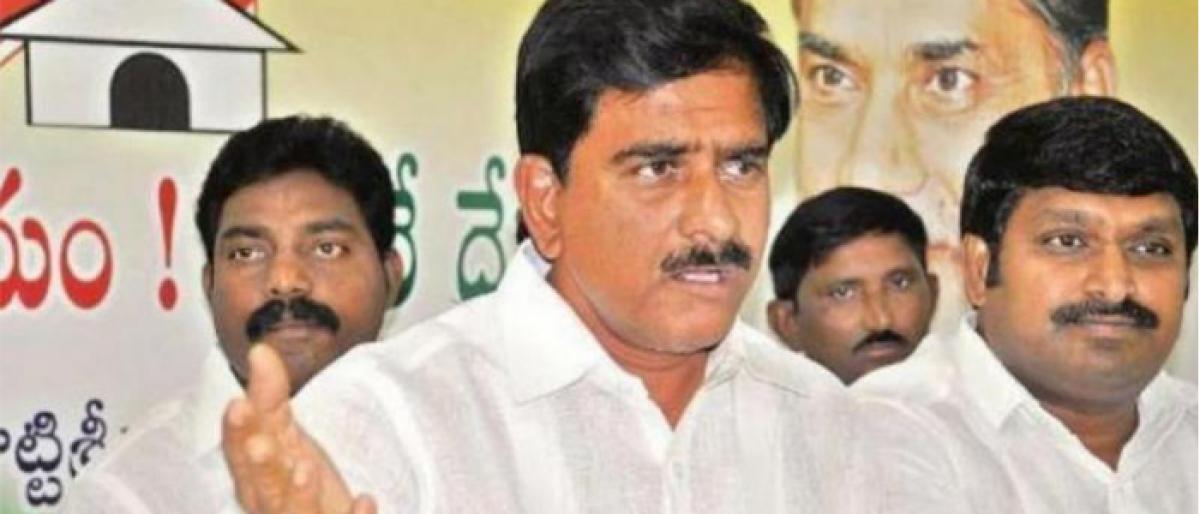 Devineni Umamaheswar Rao slams YS Jagan
