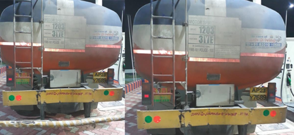 Diesel tanker runs over sleeping cook