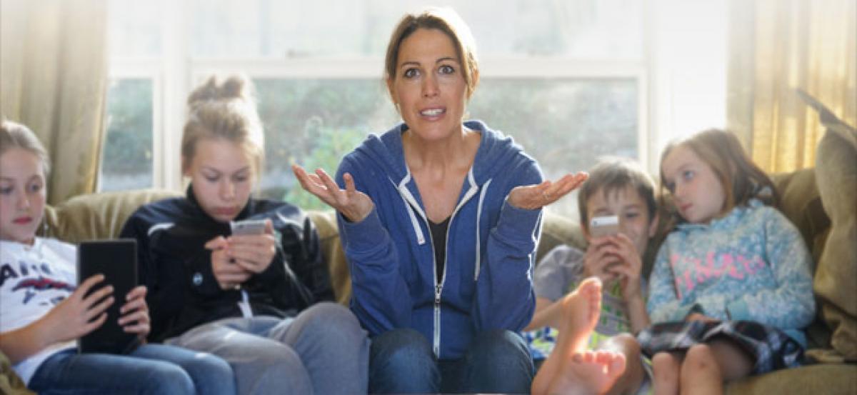 Digital Generation Vs Parenting