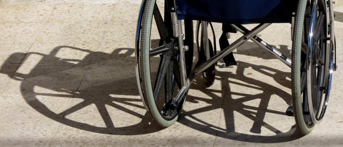 Applications invited from disabled students to get special equipment