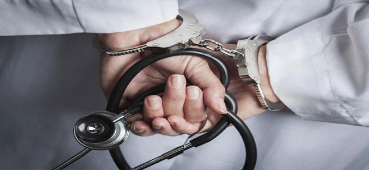 Quack Doctor Attempts Rape On Women Patients, Absconding