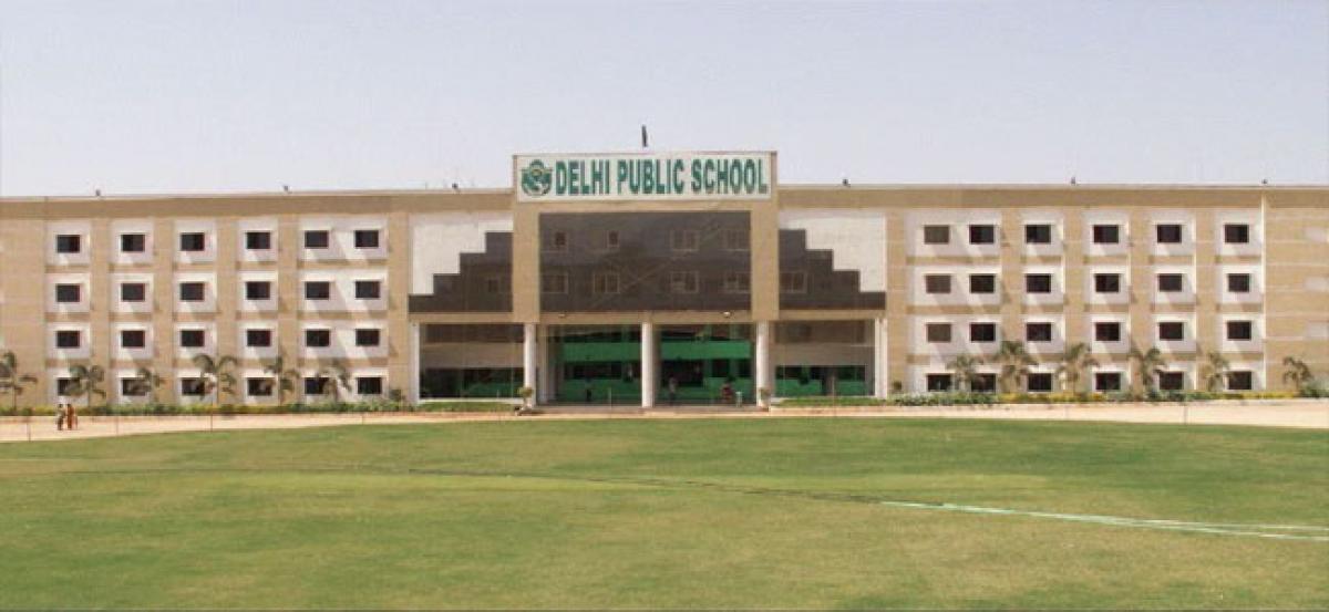 Delhi Public School Nacharam made official centre