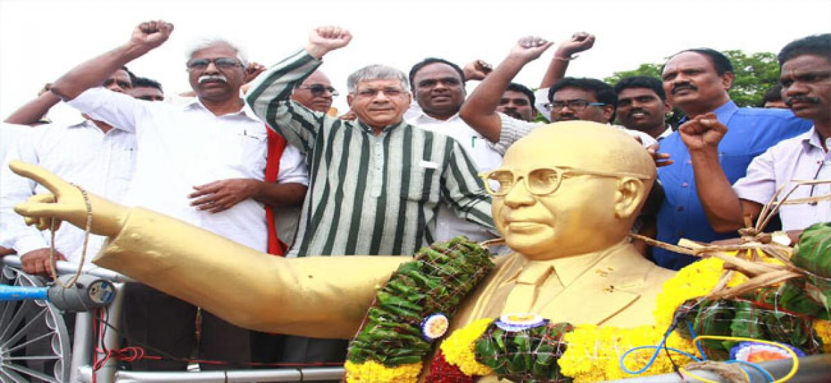 Growing attacks on Dalits deplored