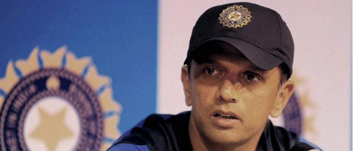 The endeavour is to improve our cricket overseas: Dravid on India As Kiwi challenge