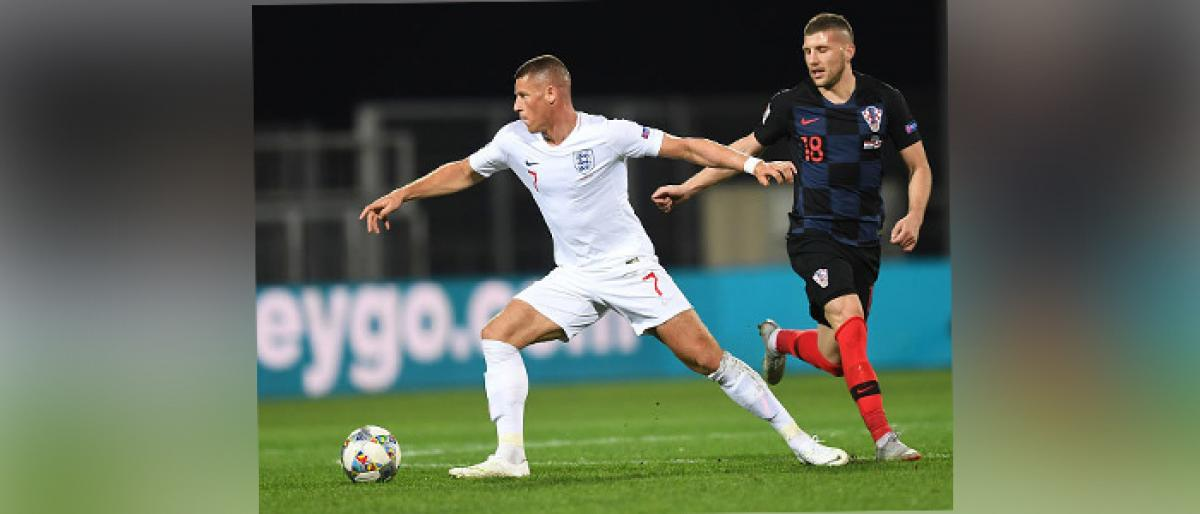 Croatia and England draw 0-0 in Nations League tie