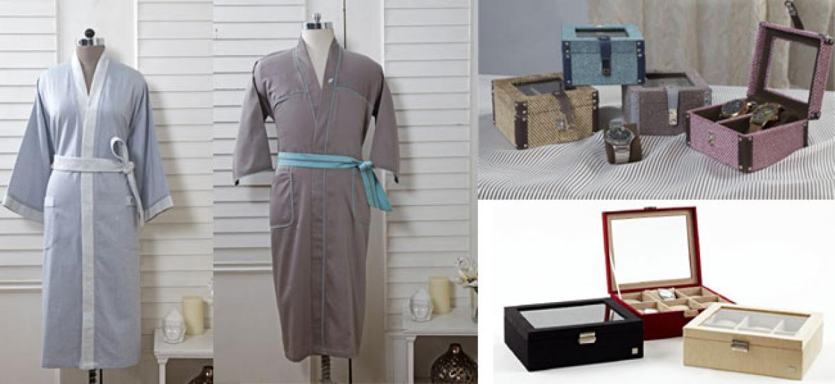 Fathers Day Gifting Collection at Maspar