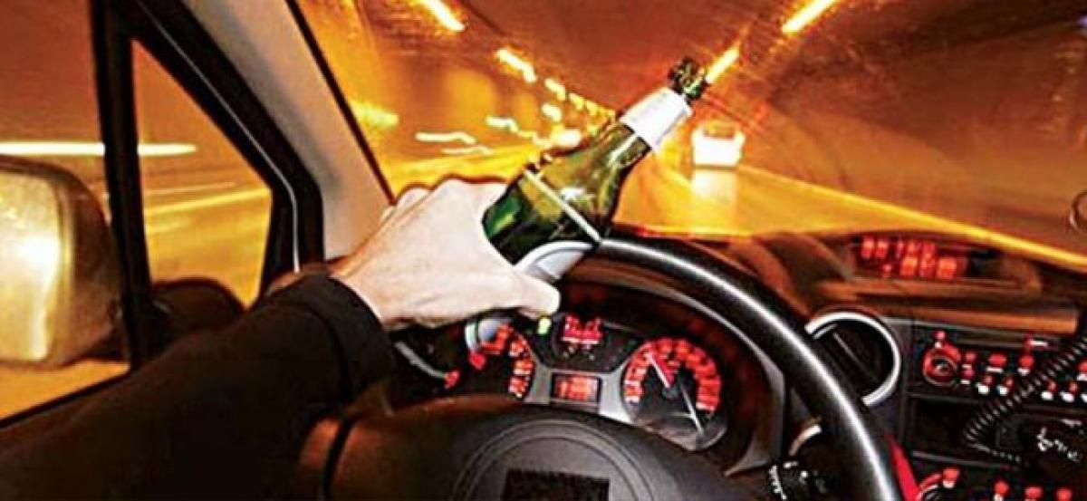 Drunk driving: 2,735 chargesheets against offenders in June