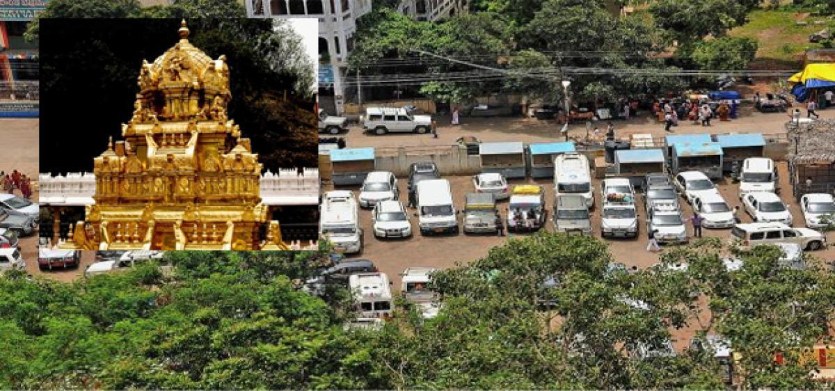 Durga temple Trust Board member suspended