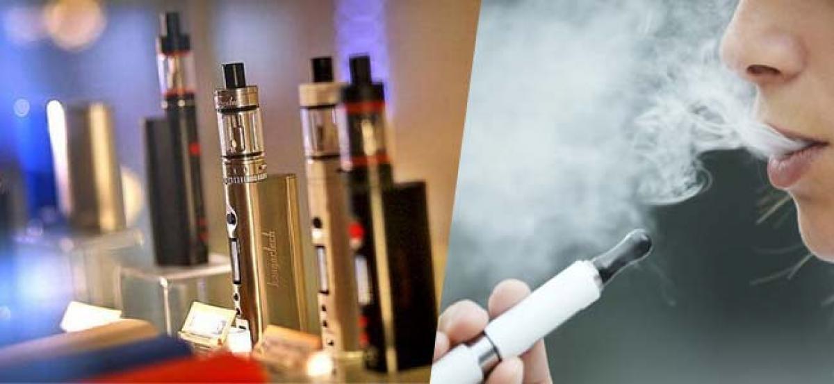 Telangana to discuss e-cigarettes ban upon centre