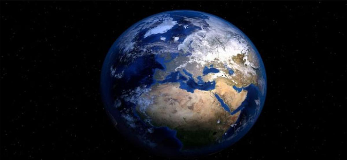 Earths oxygen levels fluctuated several times: Study