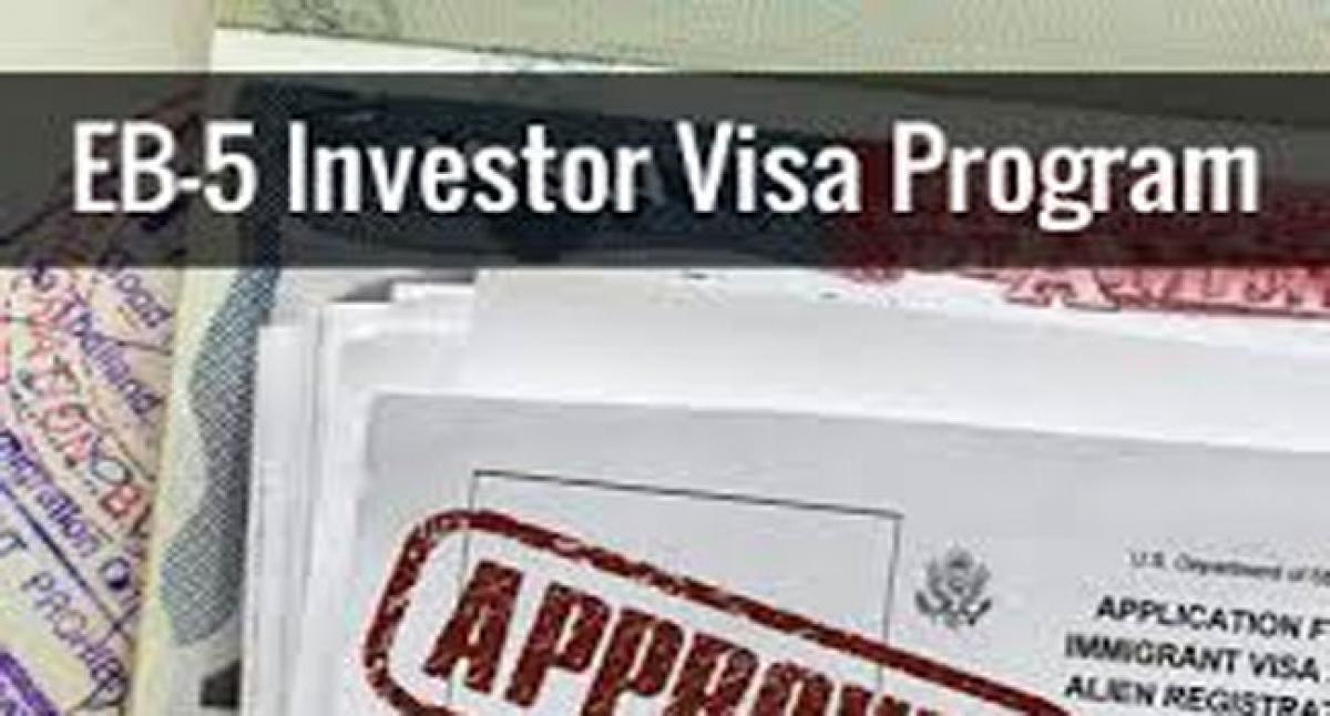 Many Indians to benefit under EB 5 Investor Visa: Expert
