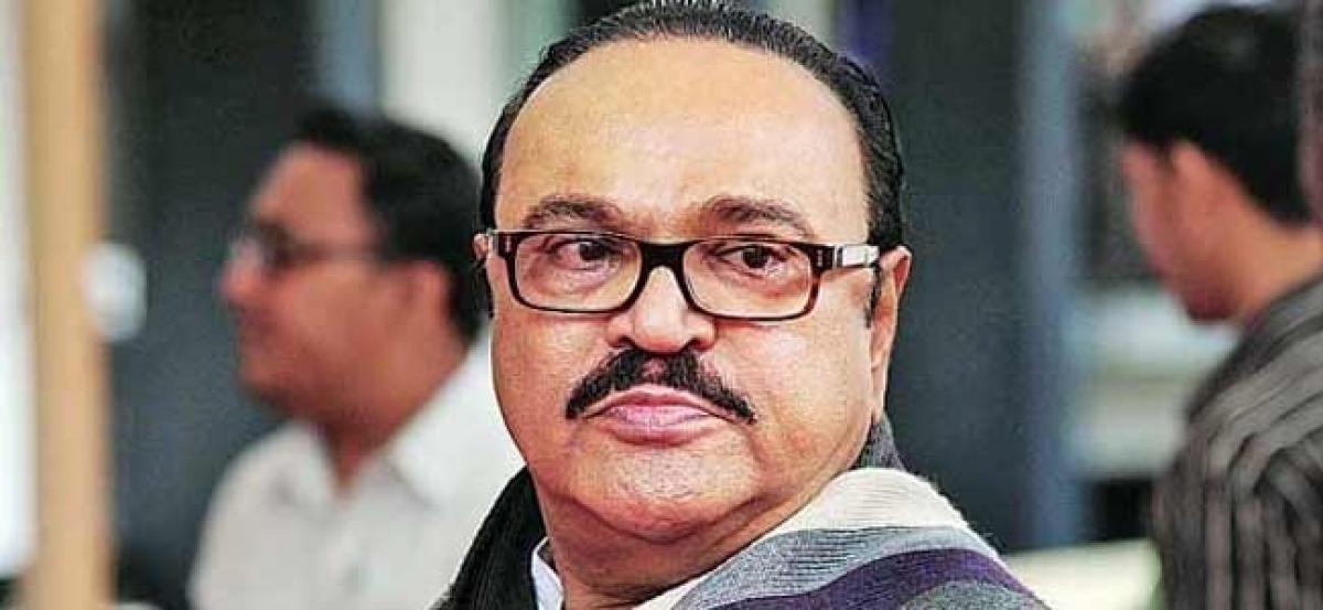 ED attaches assets worth Rs 20.41 Cr of Bhujbal