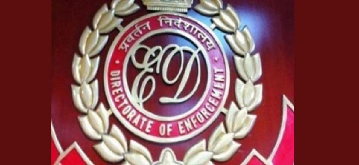 ED registers PMLA case against Nirav Modi