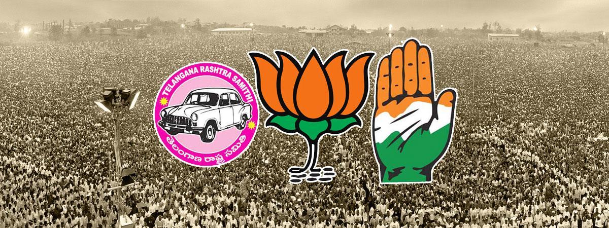Telangana Assembly Polls 2018 – Candidates List
