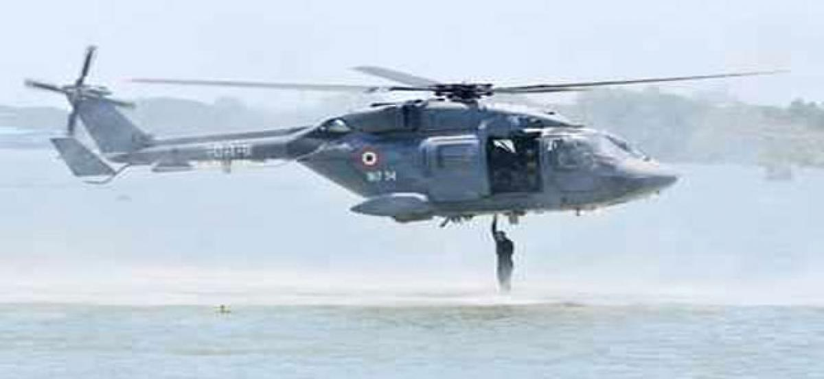 Defence Ministry upgrades weapons for special forces of Army, IAF, Navy