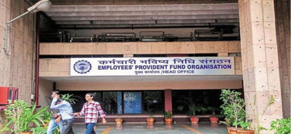 EPFO cuts administrative charges to 0.5 % of total wage paid by employers