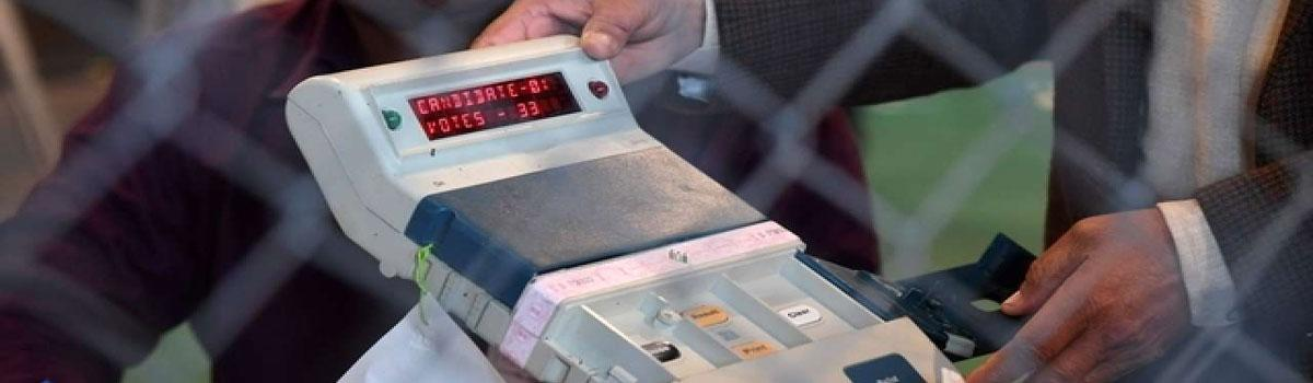 Assembly polls: Over 1.74 lakh EVMs store fate of 8,500 candidates of 5 states