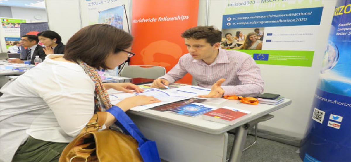 European Union education fair in India to begin today