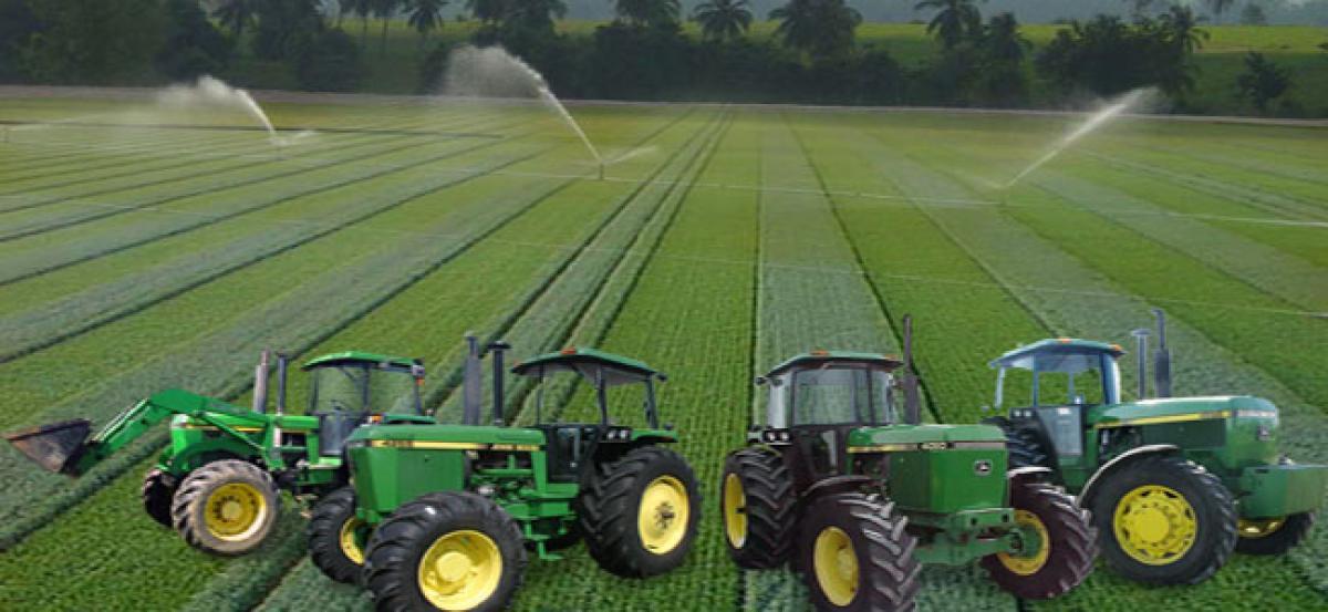 20,275 farmers selected for farm mechanisation